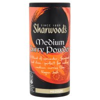 Sharwood's medium Indian curry powder
