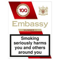 Embassy No.1 cigarettes