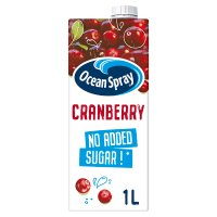 Ocean Spray cranberry classic light