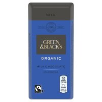 Green & Black's Organic milk chocolate