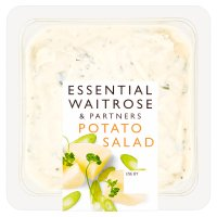 essential Waitrose potato salad