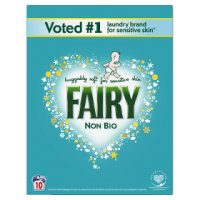 Fairy Non-Bio Washing Powder 10 Washes