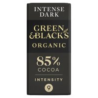 Green & Black's Organic dark chocolate 85% cocoa