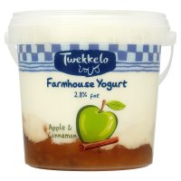 Twekkelo farmhouse apple & cinnamon yogurt