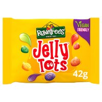 Rowntree's Jelly Tots bag