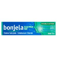 Bonjela adult cool mint gel