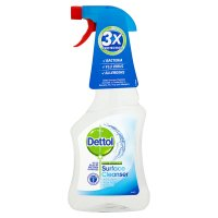 Dettol anti- bacterial cleanser