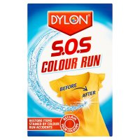 Dylon colour run remover
