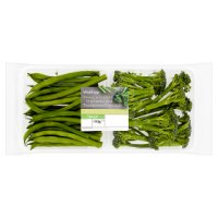 Waitrose tenderstem broccoli & beans