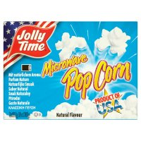 Jolly Time pop corn natural