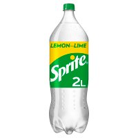 Sprite plastic bottle