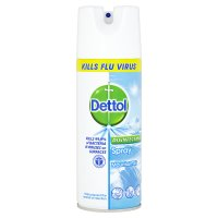Dettol disinfectant mountain air spray