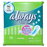 Always Ultra Normal Sanitary Pads