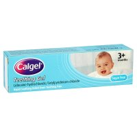 Calgel teething gel