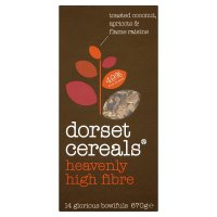 Dorset Cereals toasted coconut & wheat flakes