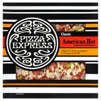 Pizza Express American hot