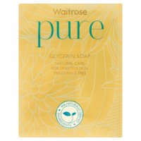 Waitrose glycerine pure soap