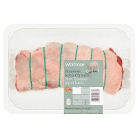 Waitrose New Zealand boneless leg of lamb