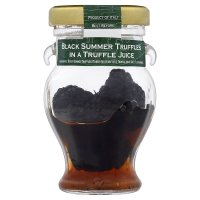 Urbani black summer truffle in a truffle juice