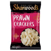 Sharwood's ready to eat prawn crackers