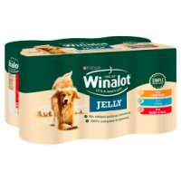 PURINA® WINALOT® Adult Dog Simple Selection in Jelly Wet Food Can