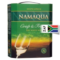 Namaqua, South African, Boxed White Wine