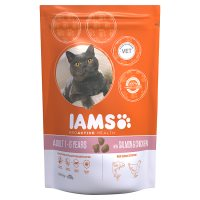 Iams Adult Dry Cat Food Salmon