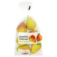 essential Waitrose Blush pears