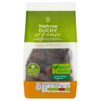 Waitrose LOVE life organic dried apricots
