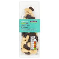 Waitrose LOVE life cashew nuts & raisins