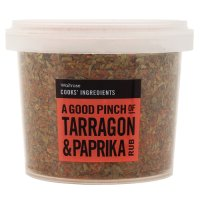 Waitrose Cooks' Ingredients tarragon & paprika rub