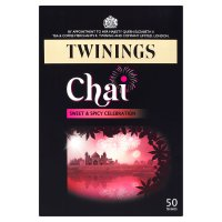 Twinings chai 50 tea bags