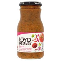 Loyd Grossman madras curry sauce
