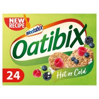 Weetabix oatibix biscuits