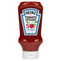 Heinz reduced sugar & salt tomato ketchup