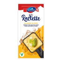 Emmi raclette classique Swiss cheese slices
