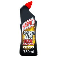 Harpic power plus toilet cleaner,  citrus