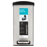 Simplehuman Profile Step Can (10l)