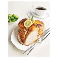 Heston from Waitrose turkey crown with brining kit, herb butter and gravy