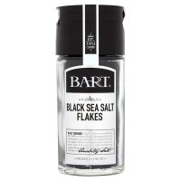 Bart black seasalt flakes
