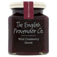 English Provender Co wild cranberry sauce