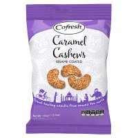 Cofresh sesame coated cashews