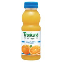 Tropicana smooth orange juice