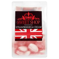 MB Sweet Shop - strawberries & cream
