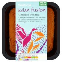 Waitrose Asian fusion chicken penang