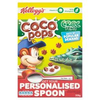 Kellogg's coco pops mini crocs