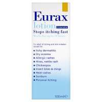 Eurax lotion stops itching fast