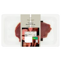 Waitrose 1 New Zealand venison steaks