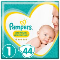 Pampers new baby 1 new born 2-5kg