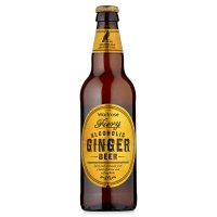 Waitrose Fiery Alcoholic Ginger Beer England